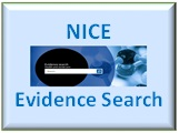 NICE Evidence search