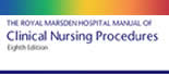 Link to Royal Marsden Hospital nursing manual (Open Athens password required outside the Trust)